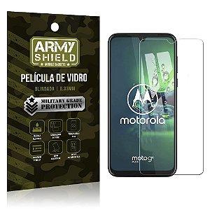 Película de Vidro Blindada Moto G8 Plus - Armyshield