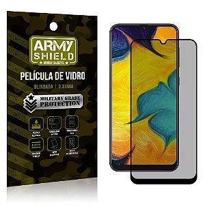 Película de Vidro 3D Privacidade Galaxy A30 - Armyshield