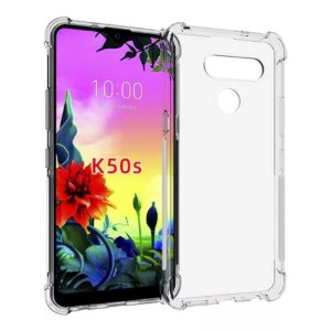 Capinha Silicone Anti Impacto LG K50s - Armyshield