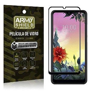 Película de Vidro 3D Cobre a Tela Toda Blindada LG K50s - Armyshield