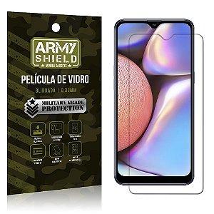 Película de Vidro Blindada Galaxy A10S - Armyshield