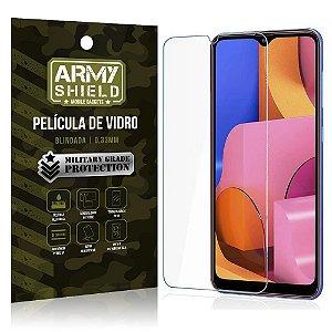 Película de Vidro Blindada Galaxy A20S - Armyshield