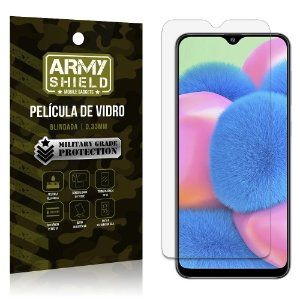 Película de Vidro Blindada Galaxy A30S - Armyshield