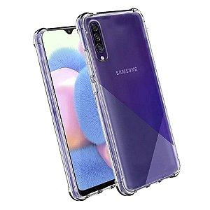 Capinha Silicone Anti Impacto Galaxy A30S - Armyshield