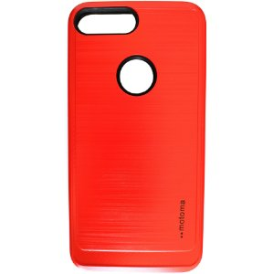 Capa Anti Impacto Motoma iPhone 7 Plus 8 Plus Vermelha