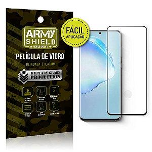 Película de Vidro 3D Fácil Aplicação Galaxy S20 - Armyshield