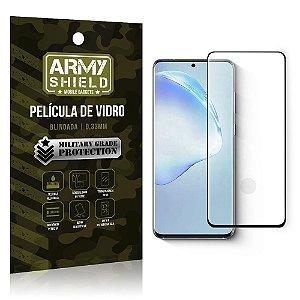 Película de Vidro 3D Cobre Tela Toda Blindada Galaxy S20 Ultra - Armyshield