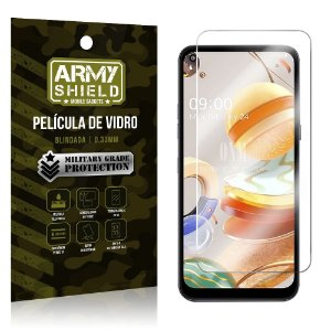 Película de Vidro Temperada Blindada LG K51s - Armyshield