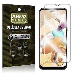 Película de Vidro Temperada Blindada LG K41s - Armyshield