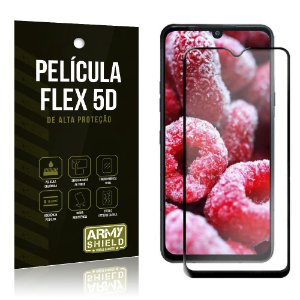Película Flex 5D Cobre a Tela Toda Blindada LG K41s - Armyshield