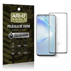 Película de Vidro 3D 9H Curvada Full Cover S20 - Armyshield
