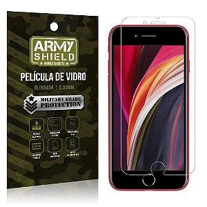 Película de Vidro Blindada iPhone SE 2020 - Armyshield