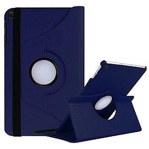 Capa Giratória Azul Marinho para Tablet Galaxy Tab S5e 10.5' T725 - Armyshield