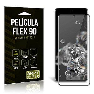 Película Flex 9D Cobre a Tela Toda Blindada Galaxy S20 Ultra - Armyshield