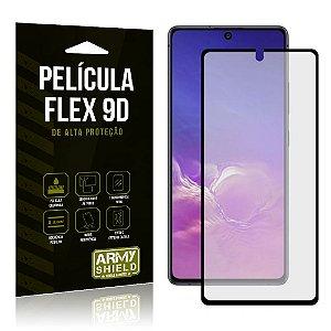 Película Flex 9D Cobre a Tela Toda Blindada Galaxy S10 Lite - Armyshield