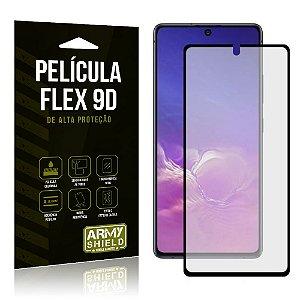 Película Flex 9D Cobre a Tela Toda Blindada Galaxy Note 10 Lite - Armyshield