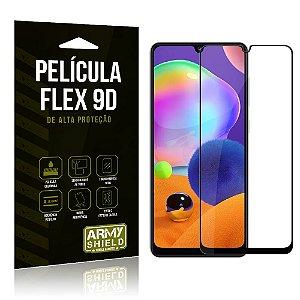 Película Flex 9D Cobre a Tela Toda Blindada Galaxy A31 - Armyshield