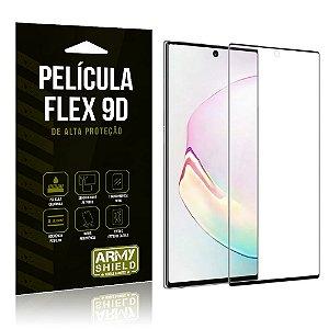 Película Flex 9D Cobre a Tela Toda Blindada Galaxy Note 20 Ultra - Armyshield