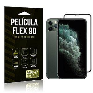 Película Flex 9D Cobre a Tela Toda Blindada iPhone 11 Pro 5.8 - Armyshield