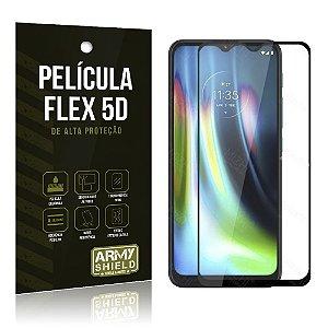Película Flex 5D Cobre a Tela Toda Blindada Moto G9 Play - Armyshield