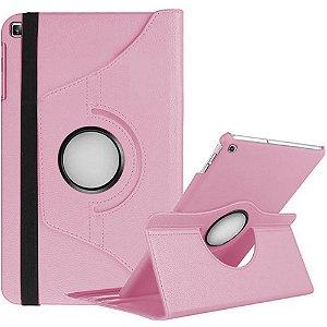 Capa Giratória Rosa Claro para Tablet Galaxy Tab A 8.0' T290 T295 - Armyshield