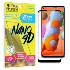 Película Premium Nano 9D para Galaxy A11 - Armyshield