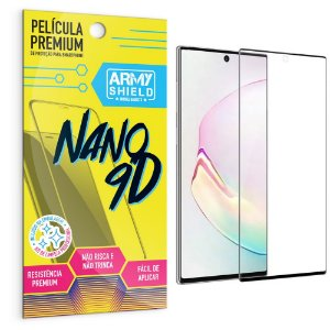 Película Premium Nano 9D para Galaxy Note 20 Ultra - Armyshield