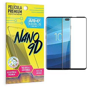 Película Premium Nano 9D para Galaxy S10 Plus - Armyshield