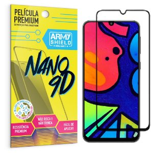 Película Premium Nano 9D para Galaxy M21S - Armyshield
