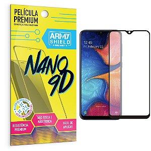 Película Premium Nano 9D para Galaxy A20 - Armyshield