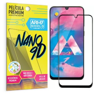 Película Premium Nano 9D para Galaxy M30 - Armyshield