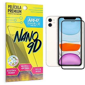 Película Premium Nano 9D para iPhone 11 6.1 - Armyshield