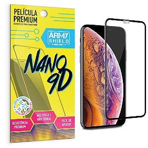 Película Premium Nano 9D para iPhone X 5.8 - Armyshield