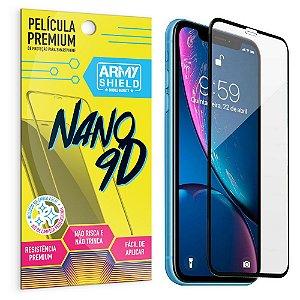 Película Premium Nano 9D para iPhone XR 6.1 - Armyshield