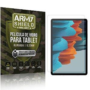 Película de Vidro Galaxy Tab S7 Plus 12.4' T970 - Armyshield