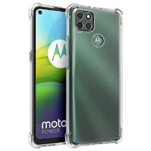 Capinha Silicone Anti Impacto Moto G9 Power - Armyshield