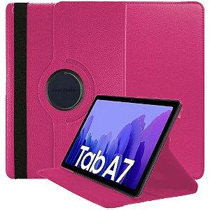 Capa Giratória Tab A7 10.4 T500 T505 Pink - Armyshield
