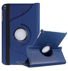 Capa Giratória Azul Marinho para Tablet Galaxy Tab A 8.0' T290 T295 - Armyshield