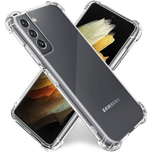 Capinha Silicone Anti Impacto Galaxy S21 Plus - Armyshield