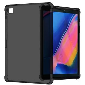 Capa Anti Impacto Fumê Galaxy Tab A 8.0' T295 T290 - Armyshield