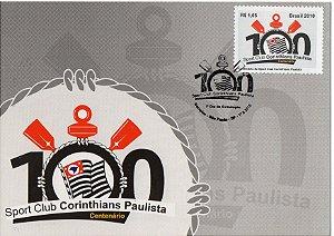 2010 Sport Club Corinthians Paulista Maximo Postal