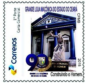 2018 90 Anos da Grande Loja Maçônica do Estado do Ceará