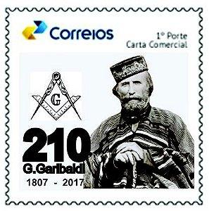 2017 G Garibaldi 210 anos SP