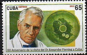 2013 Cuba 60 anos da visita do Dr Fleming (cientista e maçom0 min