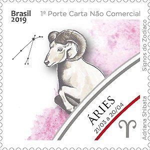 2019 Aires Série Signos do Zodíaco