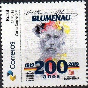 2019 Otto Blumenau 200 anos