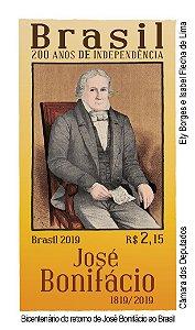 2019 José Bonifácio - 200 anos da Independência do Brasil