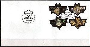 2010 FDC não oficial Série Morcegos