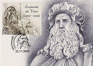 2019 Quirguistão - Leonardo da Vinci - máximo (novo)
