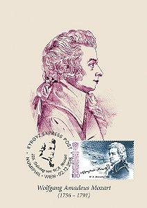 2016 Quirguistão - Wolfgang A. Mozart - máximo oficial (novo)